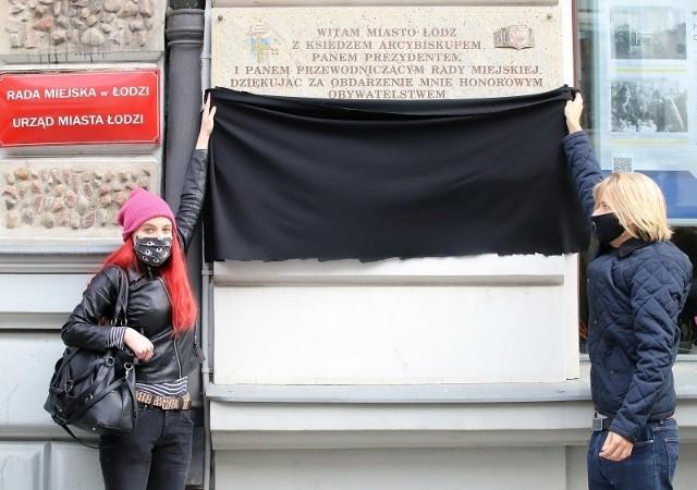 Lewica Razem nie chce Jana Pawła II jako Honorowego Patrona Miasta Łodzi.