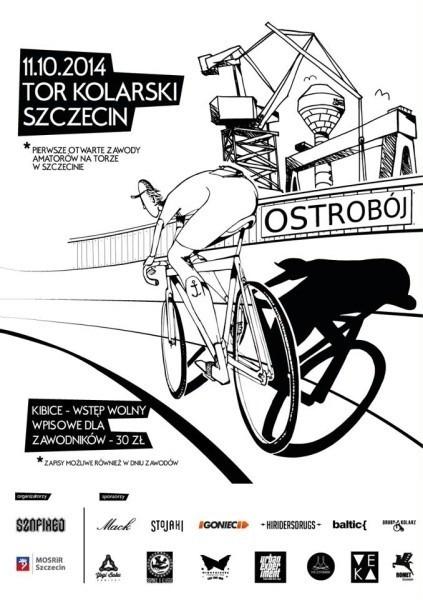 Ostrobój - Pierwsze Otwarte Zawody Amatorów na Torze