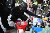 Donald Trump podpisał ustawę, która wspiera protestujących w Hongkongu. Chiny od razu zapowiedziały ostre kontrposunięcia