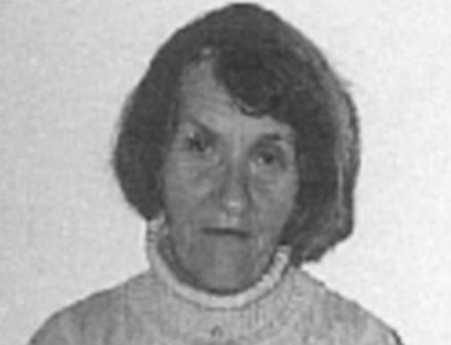 Zaginiona 77-letnia Ewa Mentel