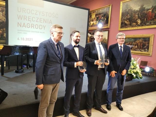 Znany badacz z Muzeum Archeologicznego w Poznaniu został laureatem Nagrody Narodowego Centrum Nauki 2021.