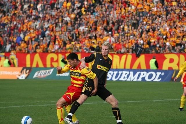 Vuk Sotirovic ponownie zagra w Jagiellonii