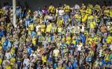 Kibice Arki Gdynia na meczu żółto-niebieskich [ZDJĘCIA]