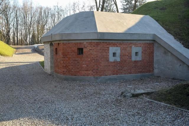 Fort Łapianka, na terenie którego ma wkrótce zacząć działać Muzeum Ruchu Harcerskiego
