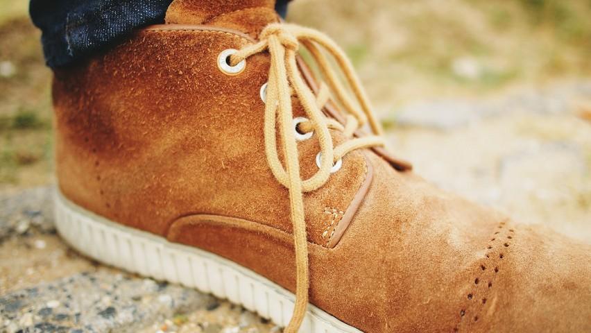 Zamsz to popularny materiał, który jest na butach czy...