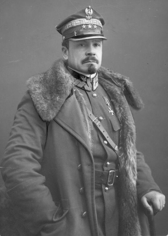 gen. Józef Haller