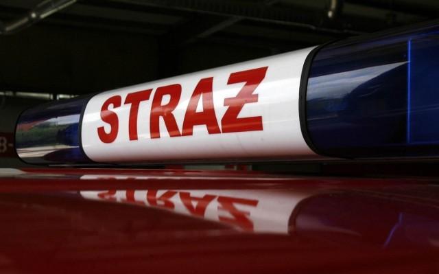 Do pożaru doszło 17 października, po godzinie 23 w Poznaniu.