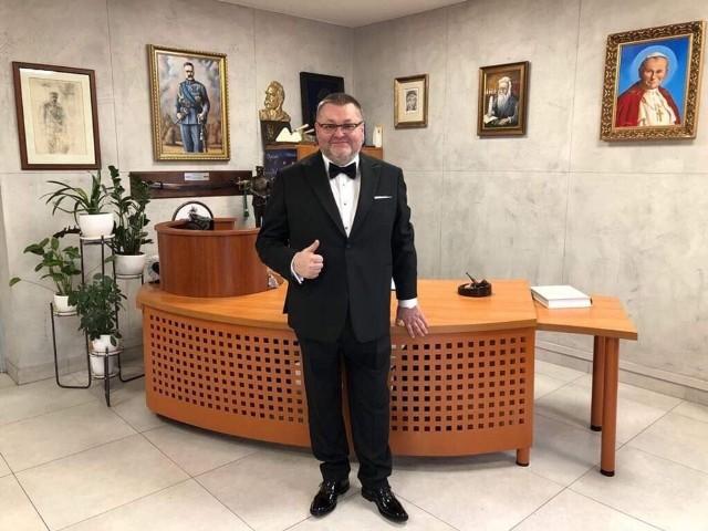 Jacek Rutkowski - prezes zarządu Komplementariusza Komandytariusz PW. Mat Bud Sp. z o.o. Sp. k.