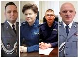 Oni dowodzą podlaską policją. Zobacz, kim są komendanci z województwa podlaskiego [28.01.2020]