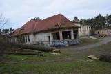 Porządki wokół Domu Oficera w Bornem Sulinowie. Jest w końcu gospodarz [zdjęcia]