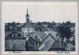 Bielsk Podlaski na historycznych zdjęciach. Zobacz, jak wyglądało miasto do końca II wojny światowej [GALERIA]