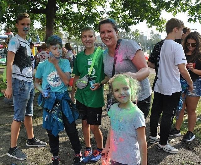 Festiwal sztuki ulicznej na Skałce