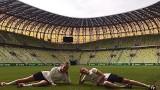 Śliczne piłkarki Lechii Gdańsk. One są niesamowite, pełne wdzięku i uroku. Te zdjęcia musicie zobaczyć [GALERIA]