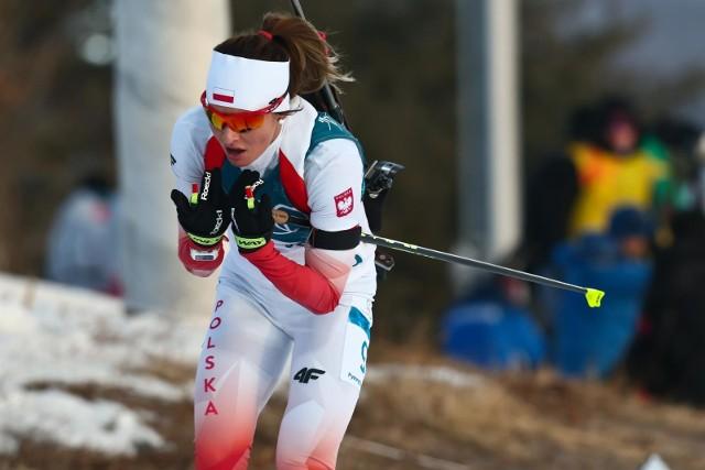 Nowakowska w trzech dotychczasowych startach na igrzyskach w Pjongczangu była 34., 30. i 21.