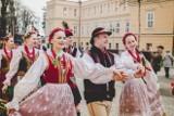 """Ogólnopolskie Święto Poloneza z Zespołem """"Śląsk"""" w Koszęcinie"""