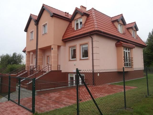 Filia Domu Dziecka nr 3 w Poznaniu wygląda jak normalny dom rodzinny.