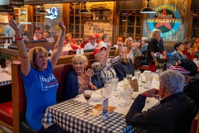 Ameryka liczy głosy i czeka na wynik wyborów