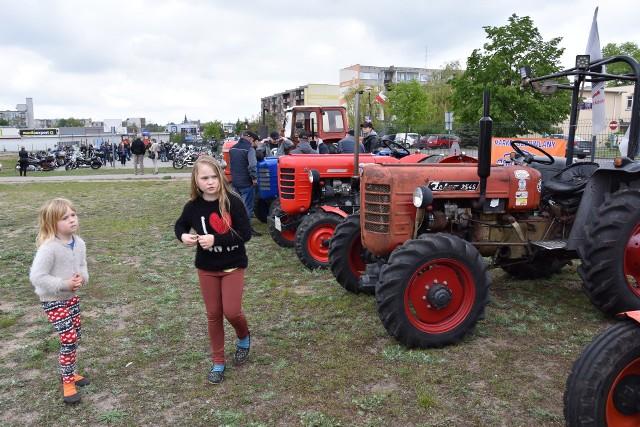 Dziś w Golubiu-Dobrzyniu odbywa się akcja Motoserce. Tradycyjnie baza jest boisko Zespołu Szkół Miejskich.