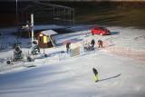 Stok narciarski w Bytomiu otwarty. Sport Dolina zaprasza na narty, snowboard lub sanki