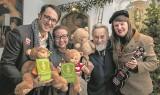 Misie z farmy w Szkocji dla chorych dzieci