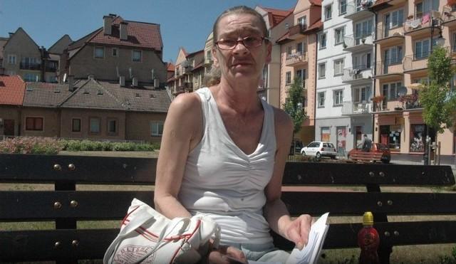 Magdalena Stachowska przyznaje, że ponosi winę za swoją trudną sytuację. Ale wierzy, że coś się zmieni i jej los się odmieni.