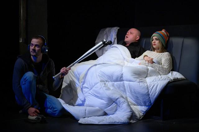 """Spektakl """"Mady-baby.edu"""" można oglądać w tarnowskim Teatrze Solskiego już od 18 lutego"""