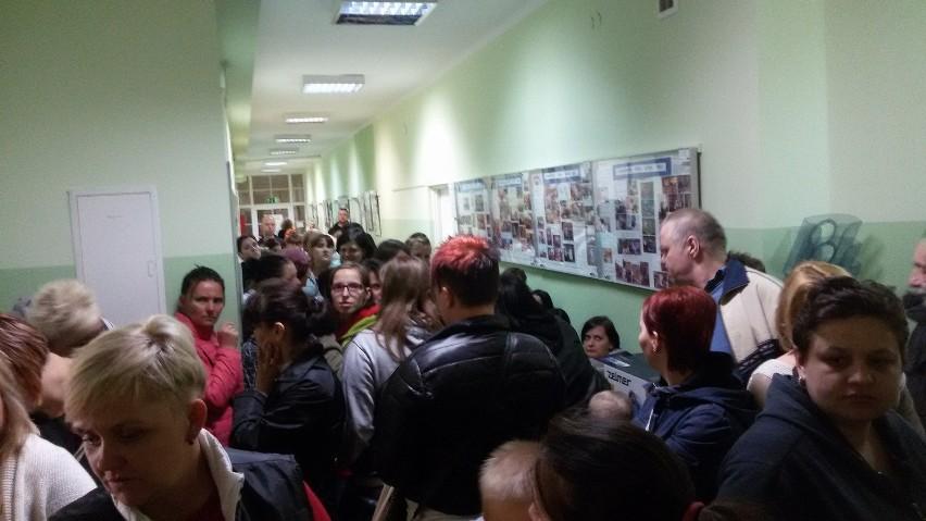 Opóźnienie podczas wypłat 500 złotych na dziecko
