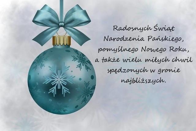 Znalezione obrazy dla zapytania świąteczne życzenia