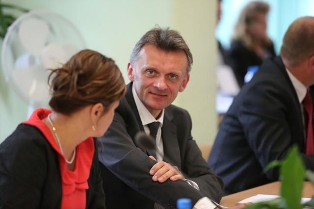 Dariusz Śliwiński, prezes Uzdrowiska Świnoujście  ( na zdjęciu) twierdzi, że nie ma powodów do obaw.