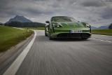 Porsche Taycan na torze Hockenheimring. Elektryczna doskonałość?