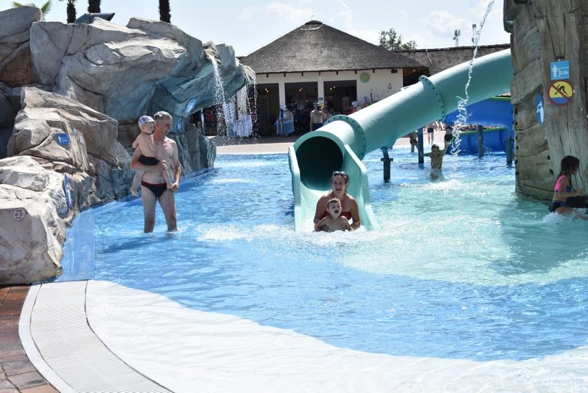 Energylandia ma największy w Polsce odkryty park wodny! Nowe atrakcje i egzotyczna wyspa w Zatorze [ZDJĘCIA, WIDEO] 21.08.2021