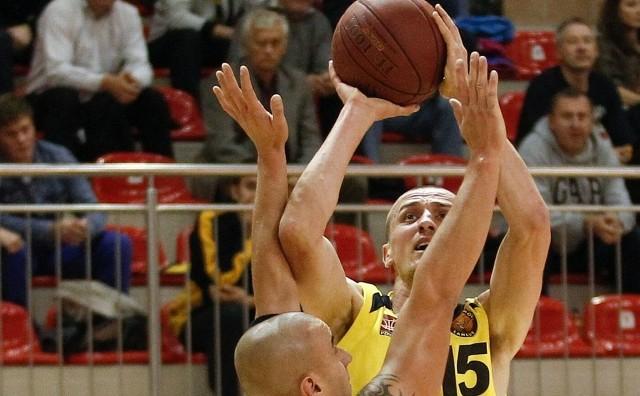 Maciej Klima rozegrał świetny mecz.
