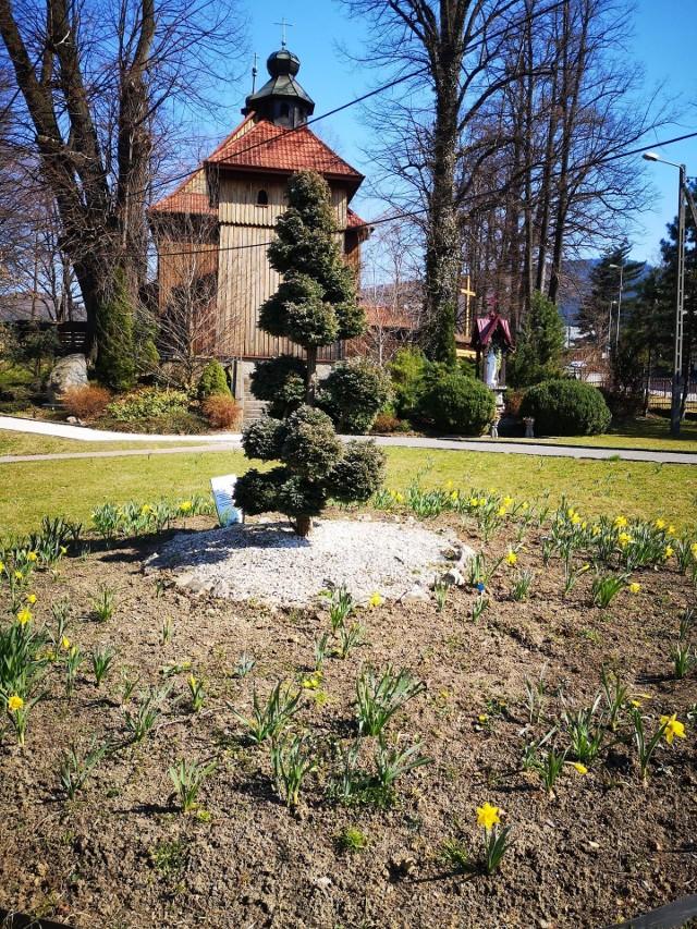Pole Nadziei w Wiśniowej
