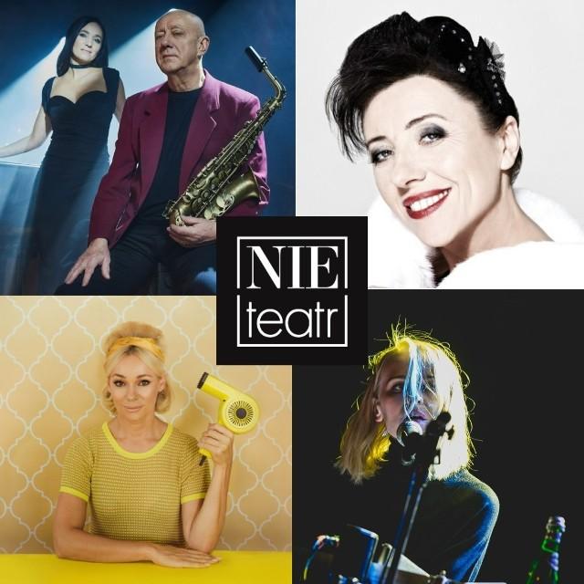 Już 8 października otwiera się nowe centrum kulturalne Nie Teatr. W repertuarze na jesień znajdują się znane nazwiska ze świata teatru, muzyki i kabaretu.