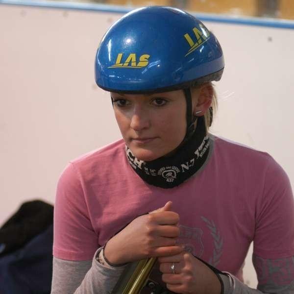 Kaja Pniewska odniosła dwa zwycięstwa: w seniorach oraz z koleżankiami w sztafecie na 3000m.