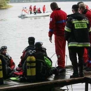 Strażacy często biorą udział w poszukiwaniu topielców
