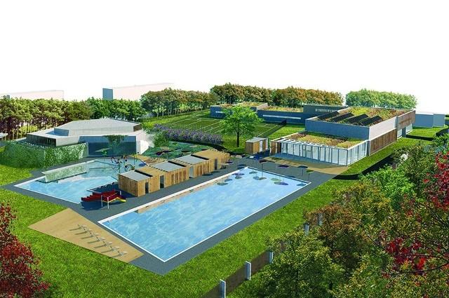 Na terenach Clepardii planowany jest nowoczesny kompleks sportowy z krytym basenem oraz zewnętrznym kąpieliskiem, halą skatepark, a także boisko piłkarskie z nową trybuną i tereny zielone.