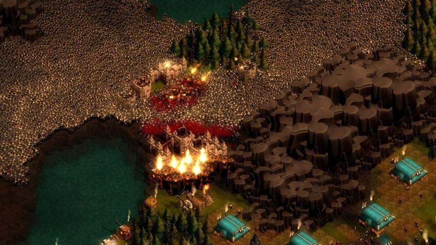 W grze cywilizacja staje na krawędzi swojego przetrwania po...