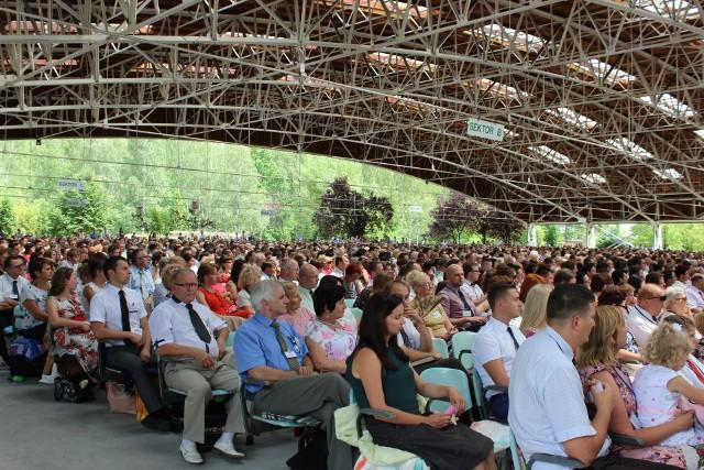 Kongres Świadków Jehowy 23.07.2017 r.