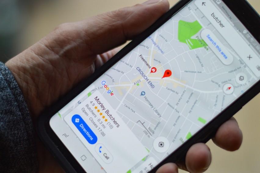 Nowa funkcja Google Maps jest już dostępna w Polsce! Live...