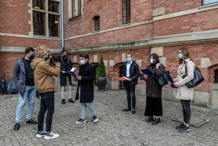 Konferencja młodzieżowych radnych Gdańska i Sopotu