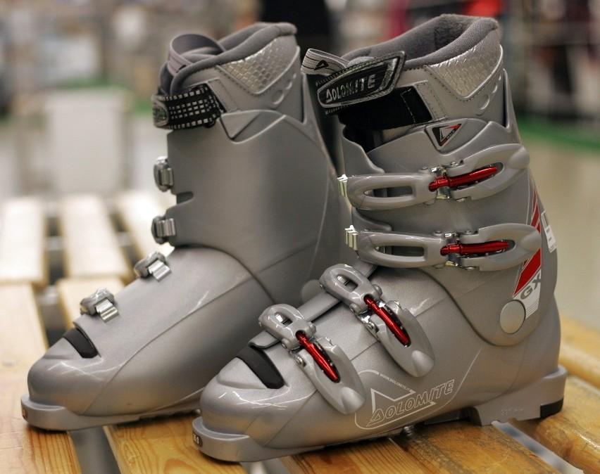 Dobór odpowiednich butów narciarskich jest bardzo ważny