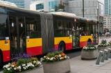 Warszawa Bielany: Wypadek autobusu 181 na ul. Klaudyny. Kierowca był pod wpływem narkotyków? Arriva może stracić umowę z ZTM
