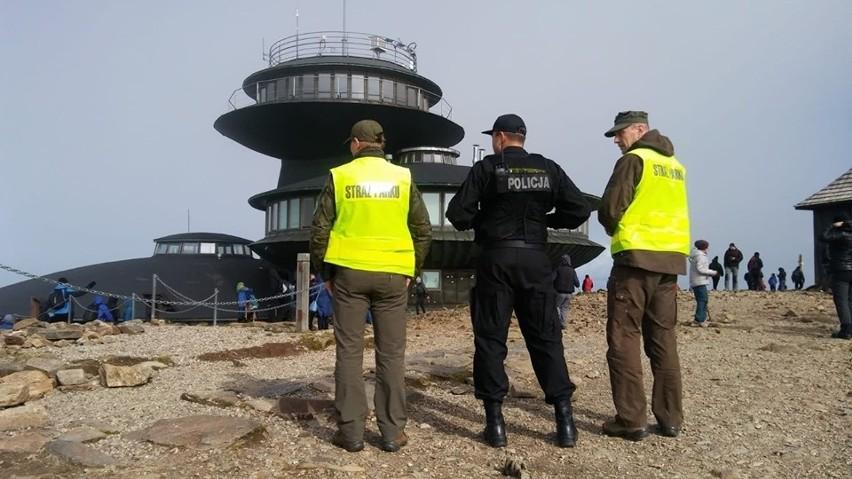 Policja idzie w Karkonosze! Co ci ludzie wyprawiają w parku narodowym?