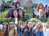 Zobacz najpiękniejsze studentki na paradzie studentów [ZDJĘCIA]