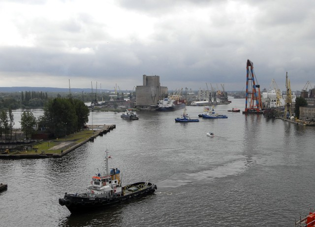 Szczecin: Niemcy mają przejąć AndreasaSpółki portowe obawiają się, że niemiecka spółka ograniczy możliwości przeładunkowe portu.