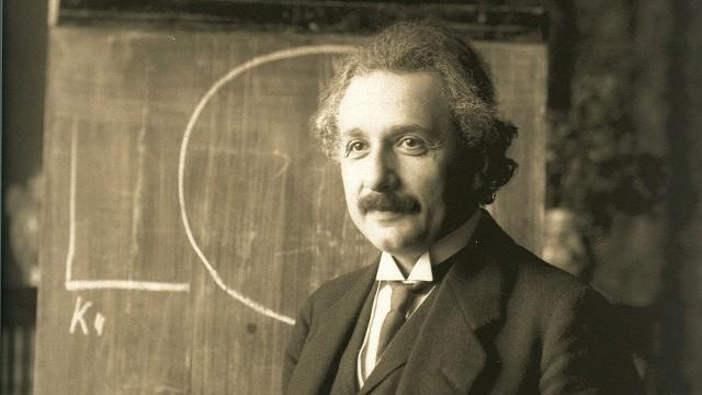 Można porozmawiać z Einsteinem online.