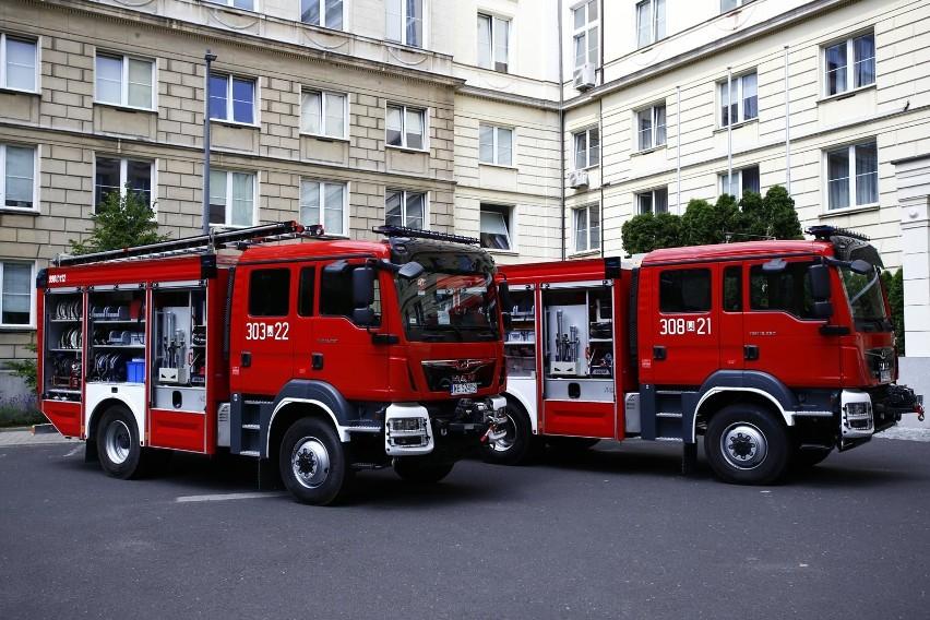 Zwycięzca przetargu na wozy strażackie jeszcze nie...