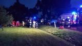 Tragiczny wypadek pod Skierniewicami. Nie żyje jedna osoba, ranne są dzieci. Wypadek na DK 70 pod Skierniewicami