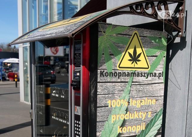 Automaty konopne w Szczecinie